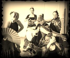 Šok flamenko